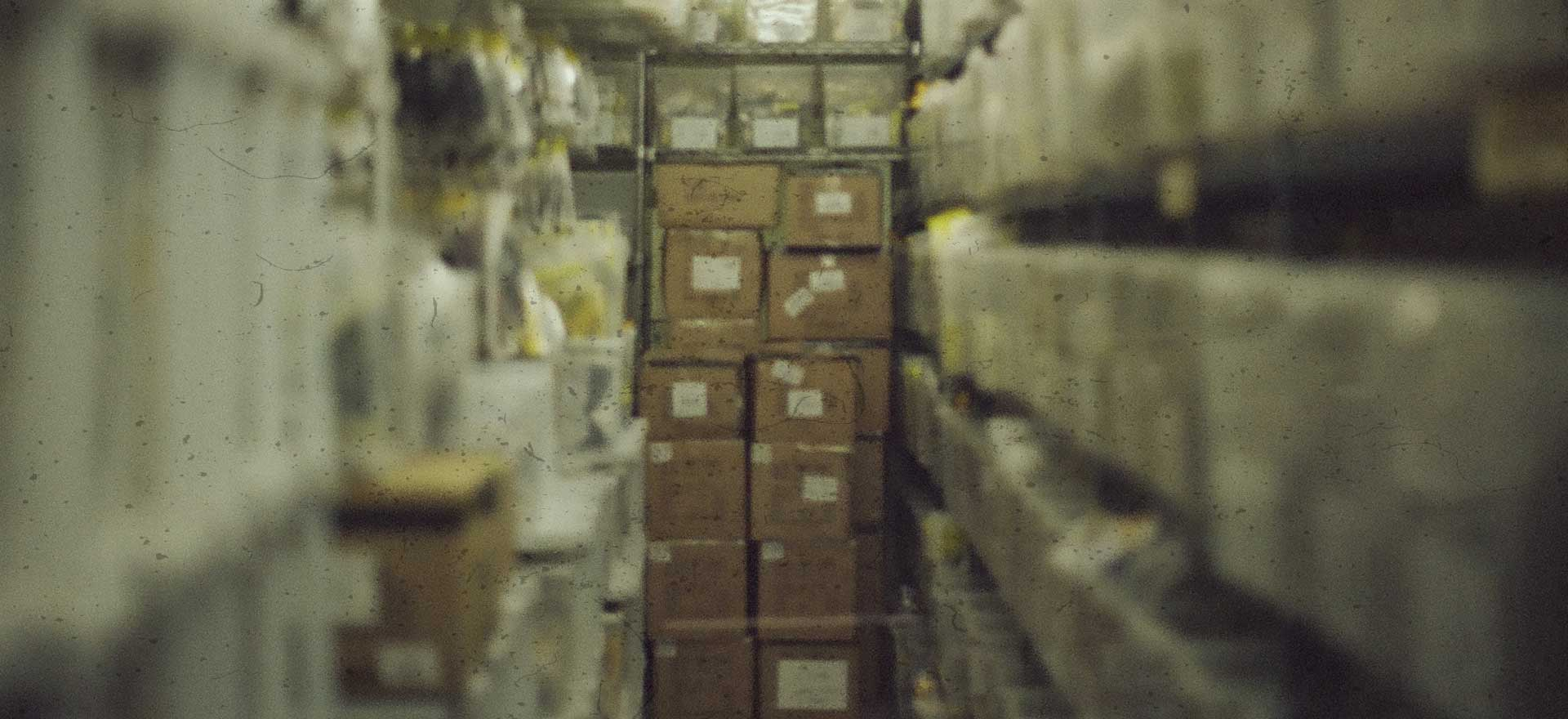 Gecom first warehouse